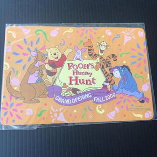 ディズニー(Disney)のディズニーポストカード Hunny Hunt(写真/ポストカード)