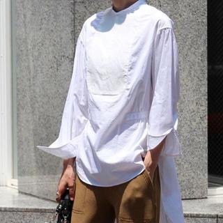 フィーニー(PHEENY)のフィーニー pheeny  ♡ ドレスシャツ(シャツ/ブラウス(長袖/七分))