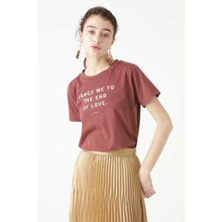 ジルスチュアート(JILLSTUART)のジルスチュアート JILLSTUART Tシャツ Tシャツ ブラウス トップス(Tシャツ(半袖/袖なし))