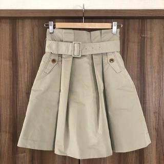FRAY I.D - フレイアイディー・FRAY I.D ◆◆ ベルト付き トレンチスカート