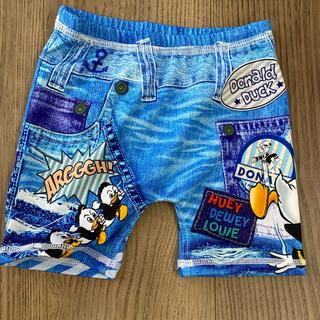 ディズニー(Disney)のDisney ドナルド ベビー 水着 80(水着)