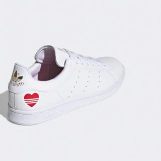 adidas - 新品✨adidas アディダス スタンスミス  ハート スニーカー