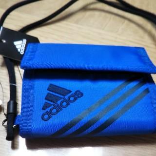 アディダス(adidas)の新品 アディダス 財布 小学生人気 ブルー 男の子(財布)