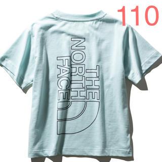 THE NORTH FACE - ザノースフェイス  ショートスリーブビックルートティー コスタルグリーン 110