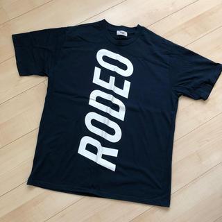 ロデオクラウンズ(RODEO CROWNS)の《美品》ロデオクラウンズ  メンズ半袖Tシャツ(Tシャツ/カットソー(半袖/袖なし))