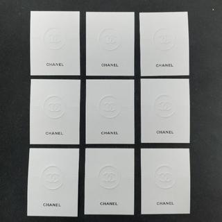 シャネル(CHANEL)のCHANELシャネル logo ムエット(その他)