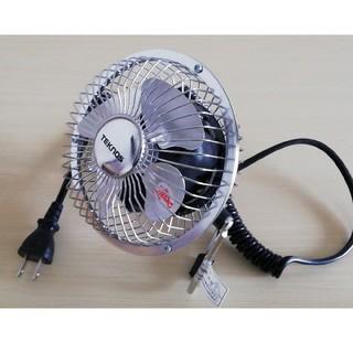 TECHNOS - 卓上 扇風機 サーキュレーター