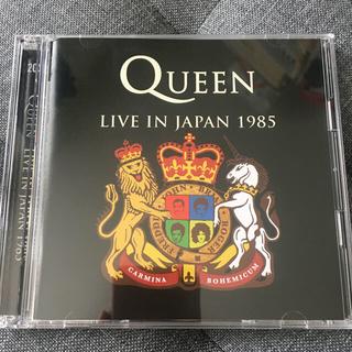 LIVE IN JAPAN 1985 / QUEEN