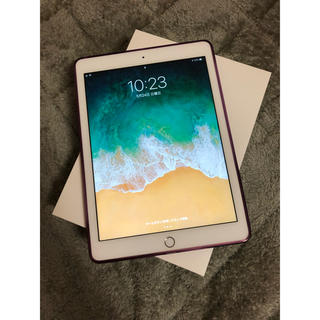 Apple - iPad 6 ゴールド