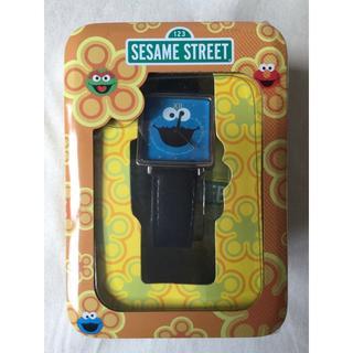 セサミストリート(SESAME STREET)のクッキーモンスター 腕時計 リストウオッチ (キャラクターグッズ)