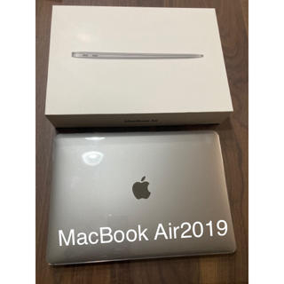 Mac (Apple) - MacBook Air 2019 128GB 13インチ Core i5 SSD