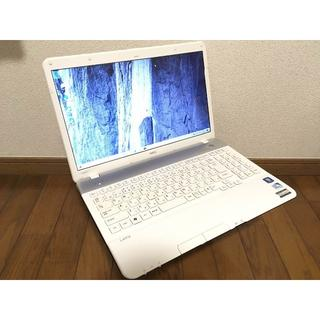 NEC - NEC LaVie/Intel/4G/240G/15.6Inc/Win10