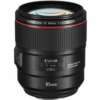 Canon - 【週末限定価格】キヤノン EF85F1.4LISUSM