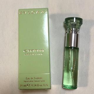 ブルガリ(BVLGARI)の新品 BVLGARI OMNIA GREEN JADE (香水(女性用))