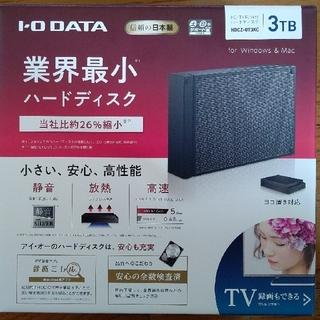 IODATA - 外付け ハードディスク PC・TV用