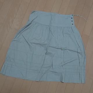フォーティーファイブアールピーエム(45rpm)の45rpm 綿スカート(ひざ丈スカート)
