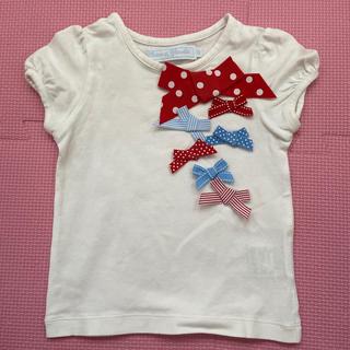タルティーヌエショコラ Tシャツ 80cm