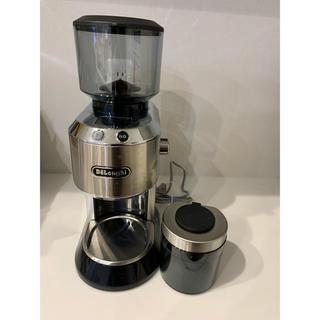DeLonghi - デロンギ コーン式コーヒーグラインダー