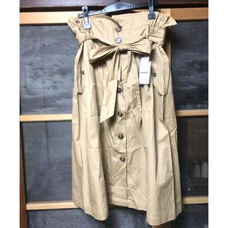 ハイウエストスカート 大きいサイズ(その他)