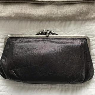 ミナペルホネン(mina perhonen)のリゼッタ Lisette  長財布  がま口(財布)