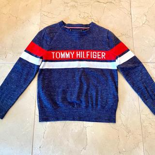 TOMMY HILFIGER -   TOMMY HILFIGER ニット カットソー 110cm