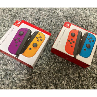 ニンテンドースイッチ(Nintendo Switch)の【ヘイホー様専用】Joy-Con 2個セット(その他)