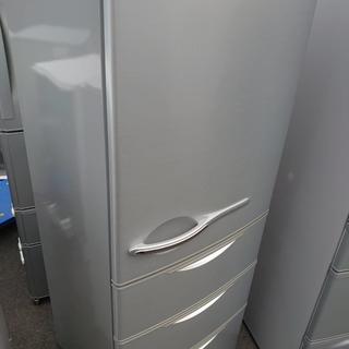 Z43433 AQUA4ドア冷蔵庫355L★AQR-361A(冷蔵庫)