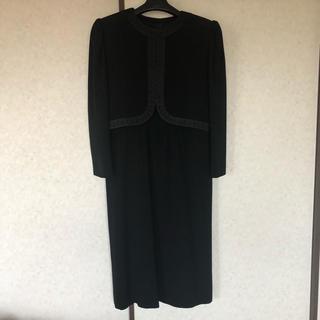 ジバンシィ(GIVENCHY)のGIVENCHY フォーマル 礼服 ボレロ ワンピース 2点セット(礼服/喪服)