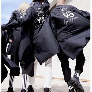 ワイスリー(Y-3)のY-3 ワイスリー  ロング スタッフシャツ CY6859 バックロゴ(シャツ)