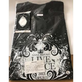 水樹奈々 Tシャツ GRACE 2013 opus II(Tシャツ)