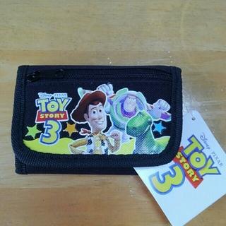 ディズニー(Disney)のトイストーリー財布(ブラック)(財布)