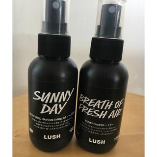 ラッシュ(LUSH)のQoo。CoCo。様専用 !LUSH ラッシュ オーシャンヴェールウォーター他(化粧水/ローション)