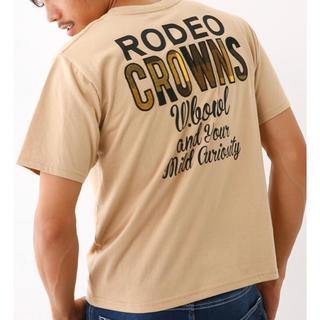 ロデオクラウンズ(RODEO CROWNS)の RODEOCROWNSWIDEBOWL 👑メンズTEX PP Tシャツ新品(Tシャツ/カットソー(半袖/袖なし))