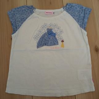 mikihouse - ミキハウス リーナちゃん Tシャツ 90