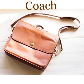 COACH - 【美品最安】Old Coach ブリーフケース ビジネスバッグ 大型