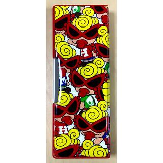 ヒステリックミニ(HYSTERIC MINI)のヒスミニ☆正規品☆レア☆新品☆両面☆筆箱☆増殖ミニ☆ペンケース(その他)