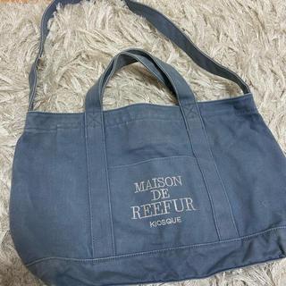 Maison de Reefur - メゾンドリーファー トートバッグ バッグ