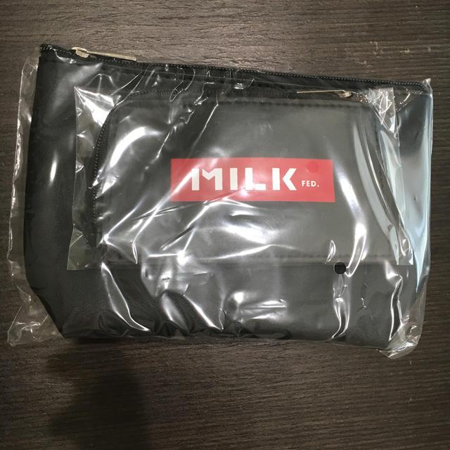 MILKFED.(ミルクフェド)のスマート⭐️6月付録⭐️ミルクフェド エンタメ/ホビーの雑誌(ファッション)の商品写真