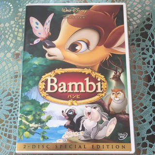 Disney - バンビ スペシャル・エディション('42米) DVD