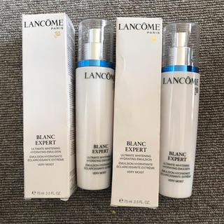 ランコム(LANCOME)のランコム エクスペール エマルジョン 2箱(乳液/ミルク)