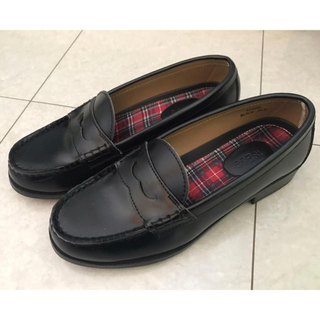 アスビー(ASBee)のレディース ローファー 24.5cm(ローファー/革靴)