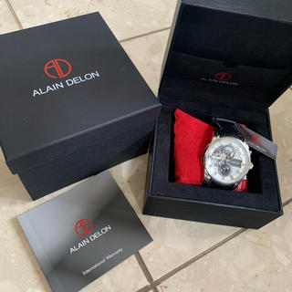 アランドロン(Alain Delon)のALAIN DELON 腕時計(香水(男性用))