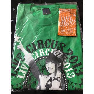 水樹奈々 Tシャツ 福島 CIRCUS 2013 NANACA(Tシャツ)