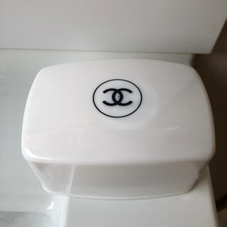 シャネル(CHANEL)の新品 CHANEL シャネル ソープディッシュ 石鹸置き ソープ セット(ボディソープ/石鹸)