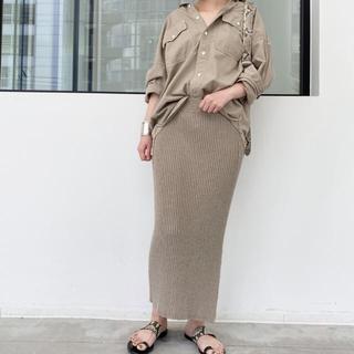 L'Appartement DEUXIEME CLASSE - 新品タグ付き L'Appartement Boucle スカート