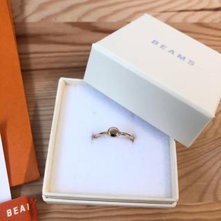 ビームス(BEAMS)のsale BEAMS 新品未使用 ゴールドリング(リング(指輪))