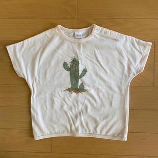 シマムラ(しまむら)のteteatete テータテート サボテンTシャツ(Tシャツ/カットソー)