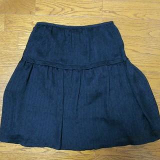 エムケークランプリュス(MK KLEIN+)のクランプリュス   スカート(ひざ丈スカート)