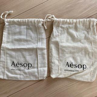 イソップ(Aesop)のAesop ショップ袋 2枚(ショップ袋)