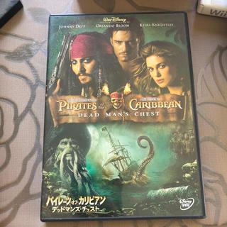 ディズニー(Disney)のパイレーツ・オブ・カリビアン/デッドマンズ・チェスト DVD(外国映画)